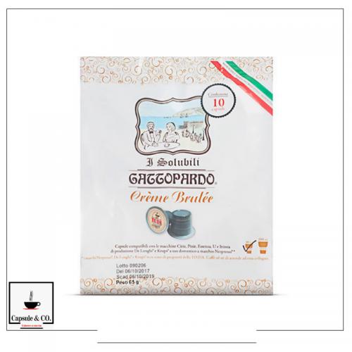 ToDa Crème Brulèe Nespresso