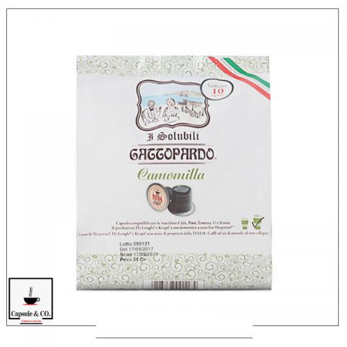 ToDa Camomilla Nespresso