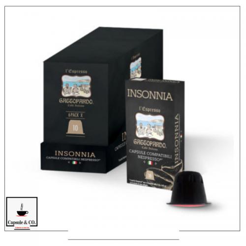 ToDa Insonnia Nespresso 60...